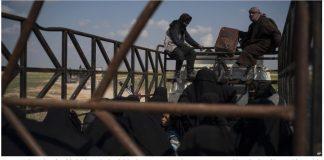 Serangan Udara Baru Koalisi Hentikan Usaha Evakuasi Di Suriah