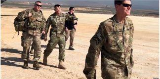 Trump Mengatakan Sebagian Kecil Pasukan AS Tetap Di Suriah
