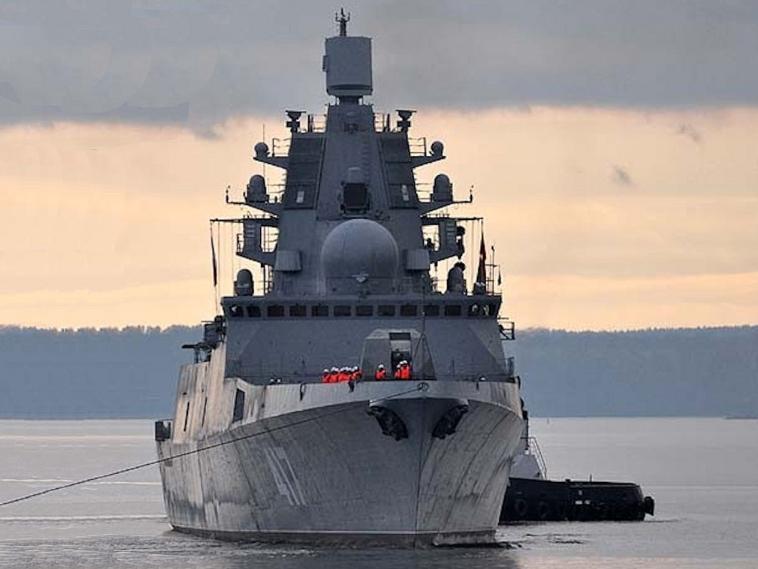 Admiral Gorshkov class frigate