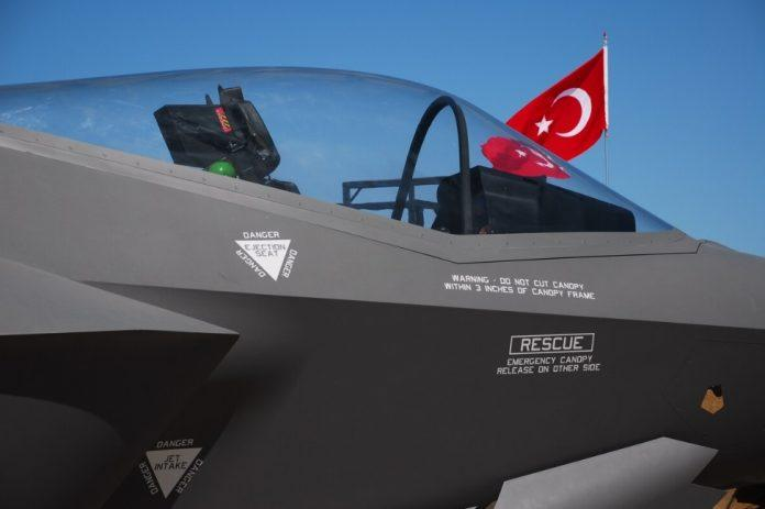 F-35 Turki