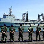HMAS Success di Indonesia